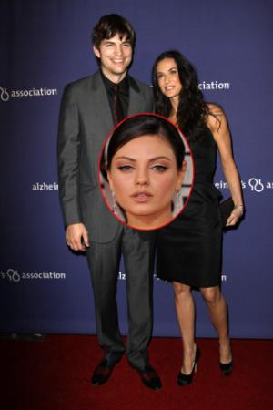 Mila Kunis e Ashton Kutcher incontri 2013