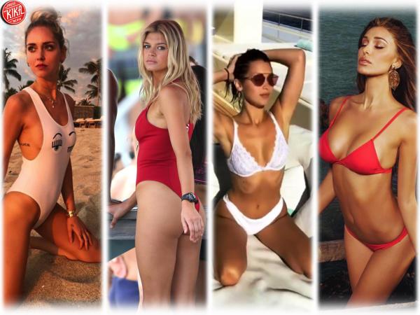 altamente elogiato raccolta di sconti sconto del 50 Bikini o costume intero? L'eterna sfida sulle spiagge ...