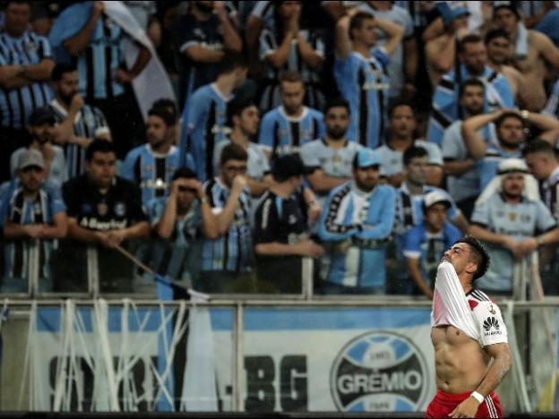 e826e532f Calcio caos Var premia River