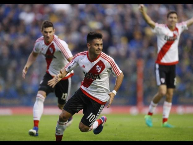 e3f3d7bbf Calcio  argentino  Pity  Martinez Pallone d Oro Sudamerica - Tiscali ...