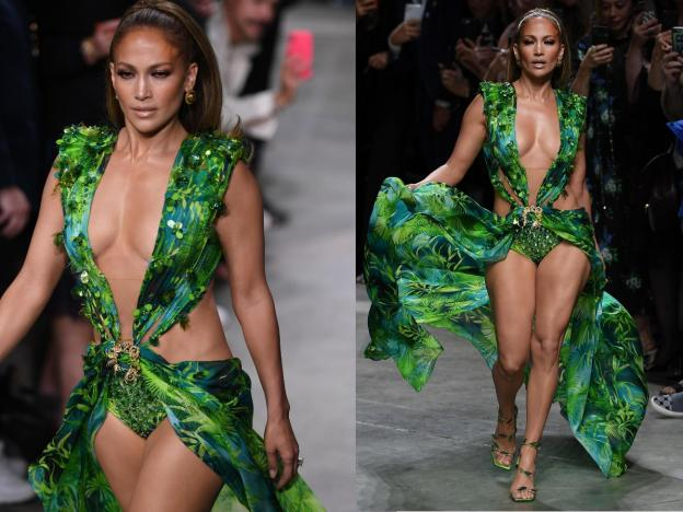 nuovo stile 2099f ffc79 Jennifer Lopez 20 anni dopo: il