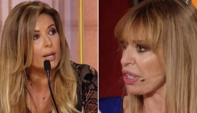 """Scontro tra Selvaggia Lucarelli e Alessandra Mussolini: """"Non prendo lezioni  da te"""" - Tiscali Spettacoli"""