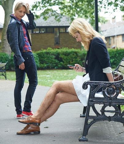 vendita più economica comprare a buon mercato così economico Collant anti-stupro, in Cina arrivano le calze pelose ...
