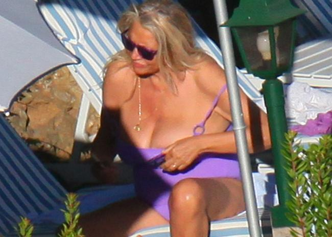 Nuda mara venier Kate Mara