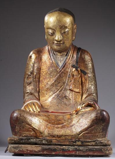 Risalente come un Buddha