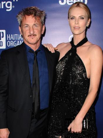 Charlize Theron Sean Penn risalente dal rigorosamente venire coppie danzanti incontri